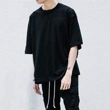 Hot Style Summer T-shirt Streetwear Half Sleeve O-neck Kanye Tops Tees Oversize man justin bieber tshirts urban clothing