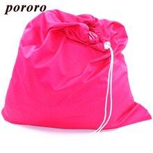 Wholesale Reusable 5Pcs 50*60cm Diapers Wet Bag Baby Diapers Large Capacity Wet Bag Printed Drawstring Waterproof Diaper Bag