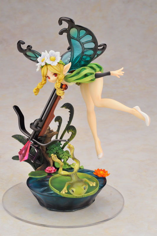 Anime Mercedes Figure Odin Sphere Fairy Land 1/8 Scale Sexy PVC Figure Collection Model Kids Toy Doll 23cm anime one piece dracula mihawk model garage kit pvc action figure classic collection toy doll
