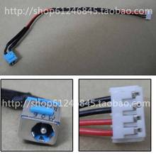 Free shipping For the new Acer ASPIRE 8920g 8930 8930G with a line power connector header line blue head