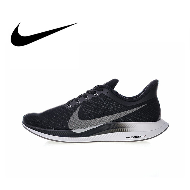 US $93.1 40% OFF|Original Authentic Nike Zoom Pegasus Turbo 35 Men's Sport Outdoor Running Shoes Sneakers Top Quality Athletic Designer Footwear in