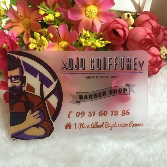 Aangepaste transparante PVC visitekaartjes bezoek card business card printing, clear frosted visitekaartjes