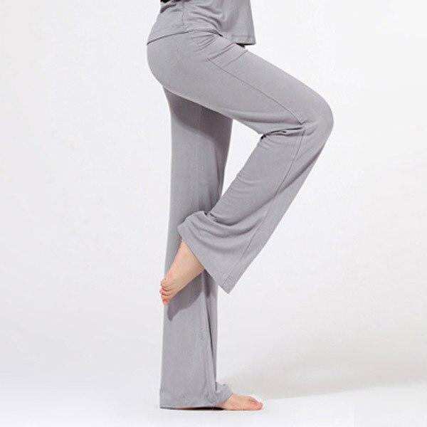 נשים צפצף מכנסיים כותנה מכנסיים צפצף טרקלין ארוכה תרגיל תרגיל התאמן