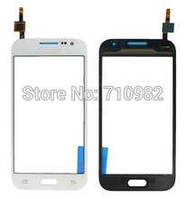 Digitizer Touch Screen for Samsung Galaxy Core Prime Value Edition SM-G361 (with Duos Letters)  – White/Black