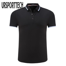 New Brand Mens Clothing Men Polo Shirt Men Business Casual Solid Male Polo Shirt Short Sleeve Breathable Polo Shirt Big Size 4XL
