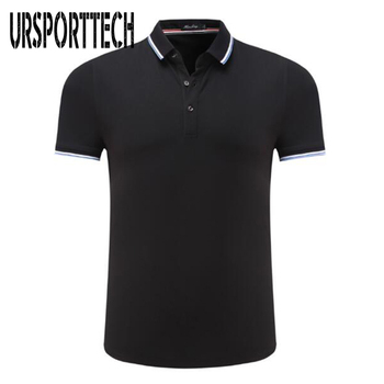 New Brand Mens Clothing Men Polo Shirt Men Business Casual Solid Male Polo Shirt Short Sleeve Breathable Polo Shirt Big Size 4XL polo shirt men summer new high quality mens short sleeve polo shirt casual men stand collar fashion mens business polo shirt8636