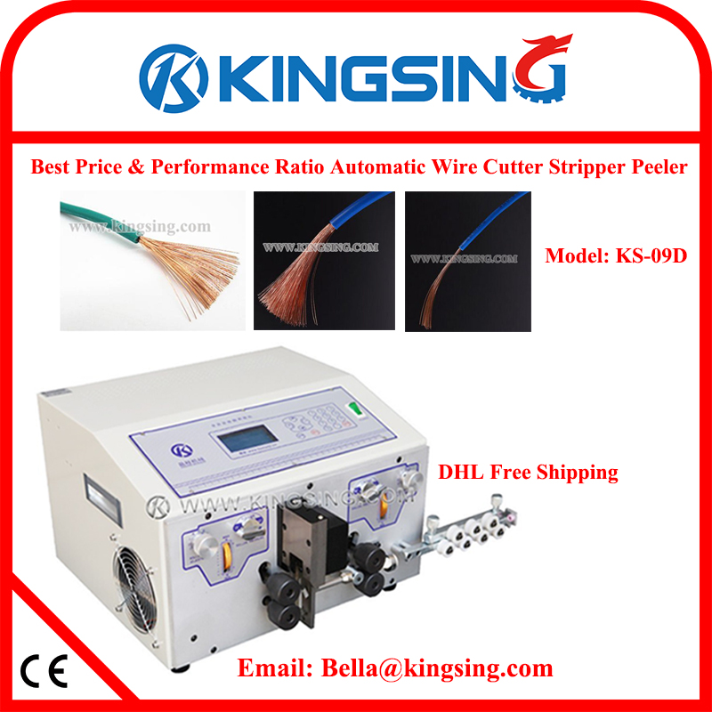 Latest Industrial Wire Cable Strippers English Manual