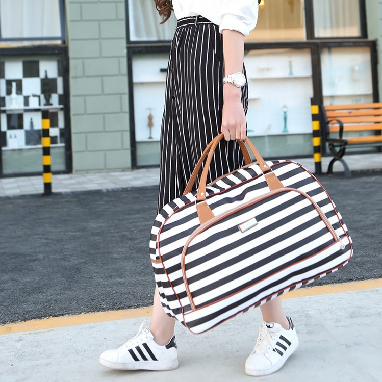 Fashion Leather Travel Bags Women/Men Hand Carry On Duffle Bag Luggage Casual Tote Travel Weekend Bags Handbag Bolsas De Viaje