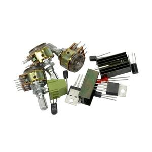 Image 5 - Aiyima hifiプリアンプトーン制御ボードdiyキット英国NAD3225離散プリアンプ低周波数ツイーターアンプ