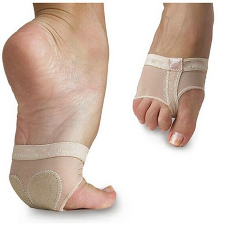 1 Pair Fabric Bunion Orthopedic Insoles for Shoes Foot Care Tools Toes Separator Forefoot Cushion Pads Hallux Valgus Corrector