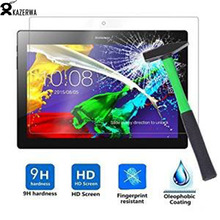 Tempered Glass For Lenovo Tab2 A10-70 A10-70F A10-70L A10-30 10.1 Pill Display screen Protector for Tab 2 10-30F X30F Protecting movie
