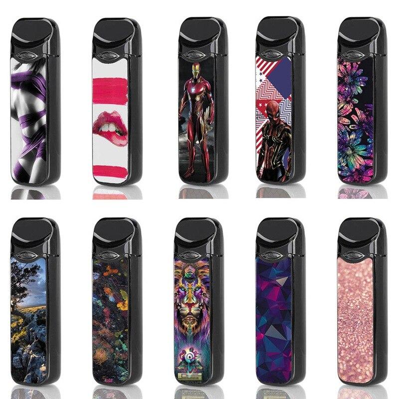 3M Printing Skin Sticker Decorative Stickers For Smok Nord Pod Vape Kit Sticker For Electronic Cigarette Vape Pod Kit