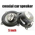 2 unidades 12 V 5 pulgadas de altavoces del automóvil coaxial de audio estéreo de agudos para todos los coches max power music 180 W