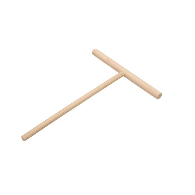 Pancake Batter Wooden Spreader Stick