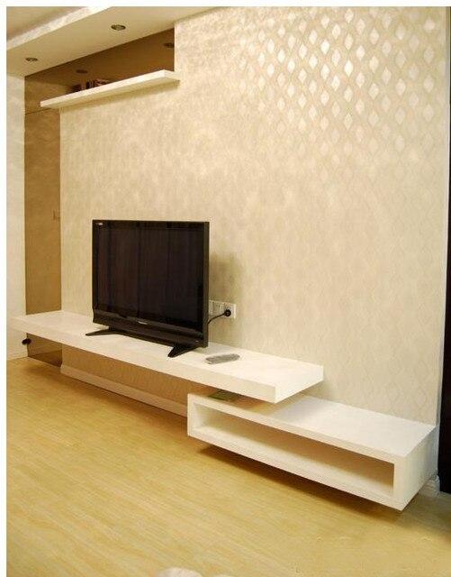 Tv Op Plank Aan Muur.Tv Achtergrond Muur Plank Kleine Meubels Plank Korte Tv Meubel Set
