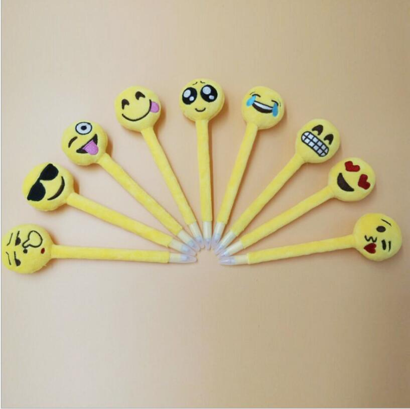 12pcs Lot Cute Funny Expression Ball Point Pen Creative Qq Smilies Ballpoint Pens Child Gift Ball Point Pens Ballpoint Penpens Children Aliexpress