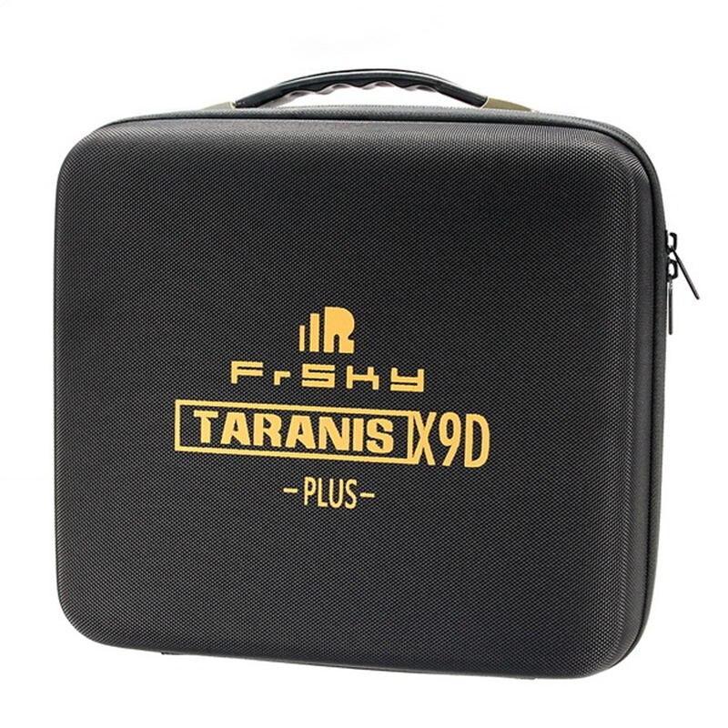 High Quality Portable Frsky Taranis X9D PLUS Remote Controller Transmitter Bag EVA Handbag Hard Case For RC Models update version frsky hours x10s 2 4g 16ch transmitter remote controller tx built in ixjt module for rc drone