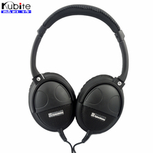 Kubite T803 Super Bass Headset Hi-Fi Sound Headphones Six Speakers Units DIY Headphone Grade Fever 3.5mm Earphone