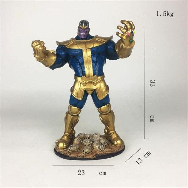 Фигурка Танос мстители: война бесконечности 4
