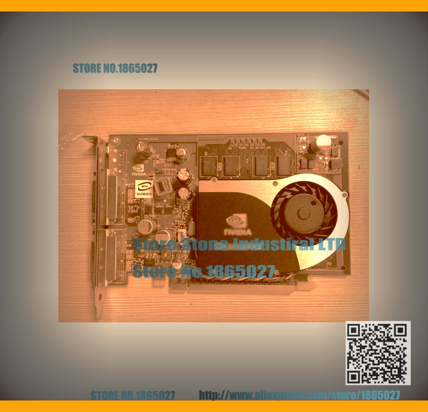 ФОТО FX570 PCI-E 256MB Professional graphics ca rd 100% Tested Good Quality