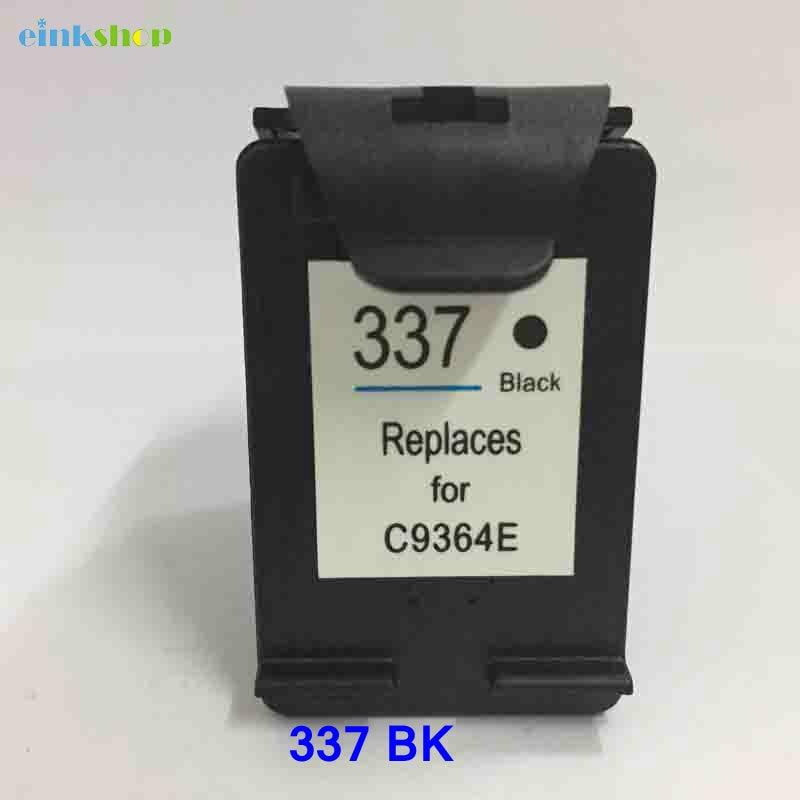 Remanufactured Tintenpatrone 337 Für HP Photosmart 2575 8050 C4180 D5160 Offceiet 6310...