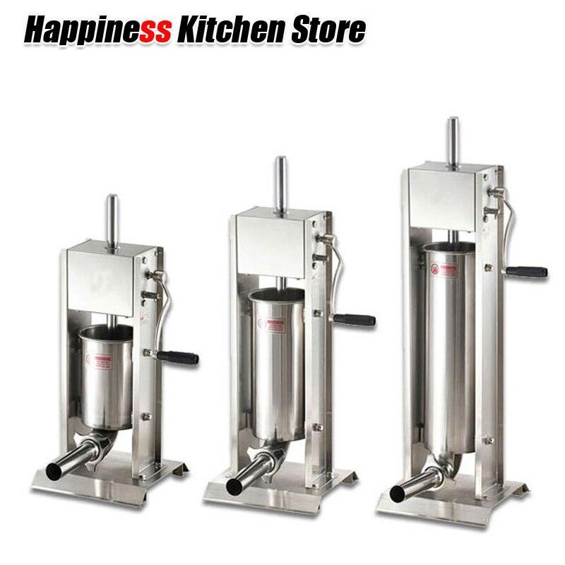 Outils de cuisine 3L/5L/7L remplisseur de saucisse Machine de remplissage de viande