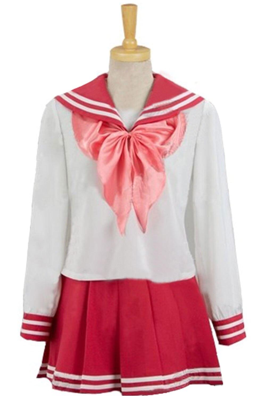 Lucky Star Konata Izumi Cosplay Costume Winter School Uniform For Girls Females Halloween Carnival Costumes