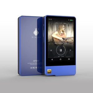"Image 2 - Hidizs AP200 אנדרואיד Bluetooth HiFi מוסיקה נגן 64GB (build in זיכרון) 3.5 שב""ס DoubleES9118C DAC DSD PCM FLAC"