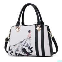 Neue Mode Trend Handtaschen Mode Freizeit frauen Taschen Europäischen und Amerikanischen Große Taschen Freizeit Einzelne Schulter Taschen frauen tasche