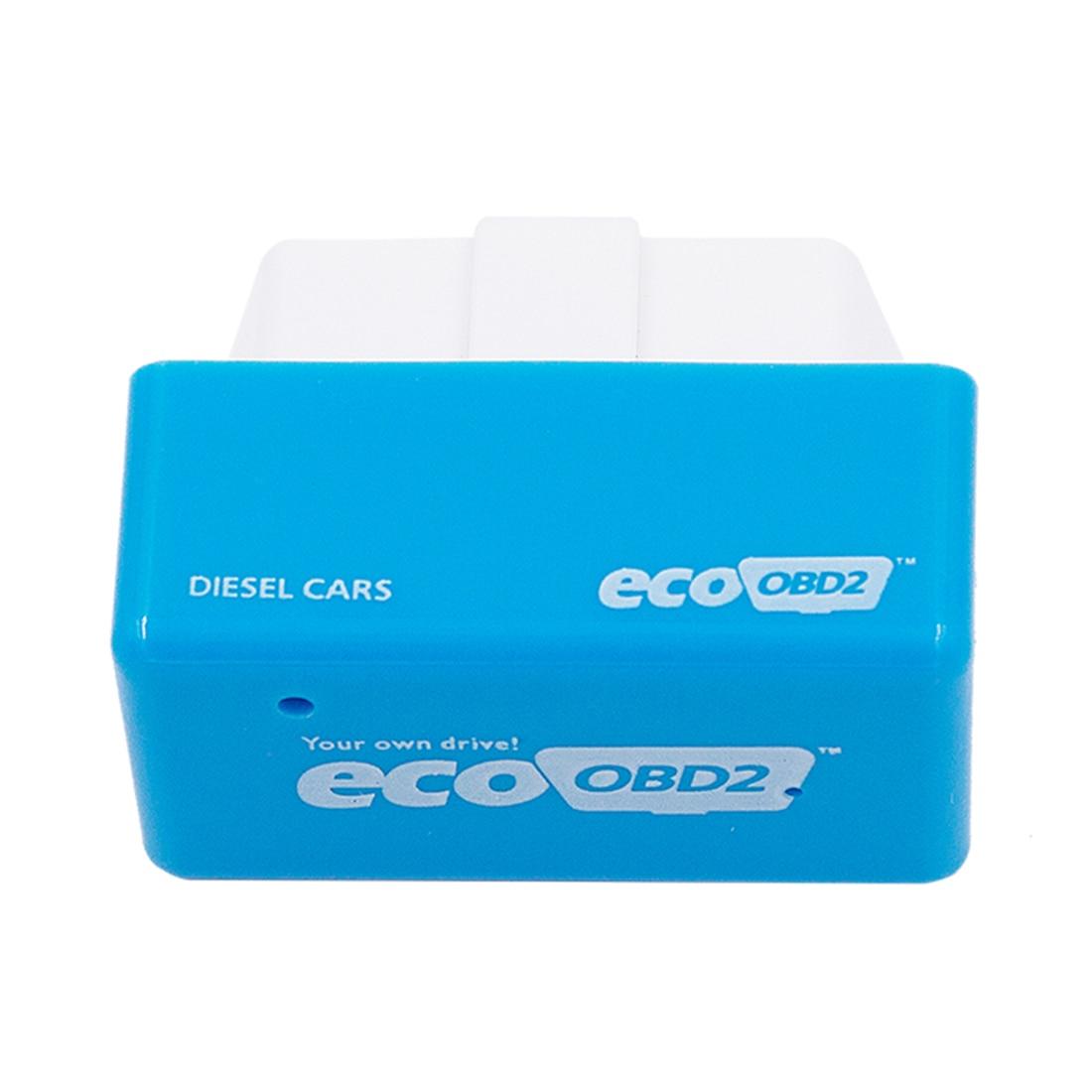 Dewtreetali OBD2 plug & drive ниже Приборы экономии топлива для автомобиля низкий уровень выбросов OBDII Интерфейс бензин чип-тюнинг автомобиля поле эко ...