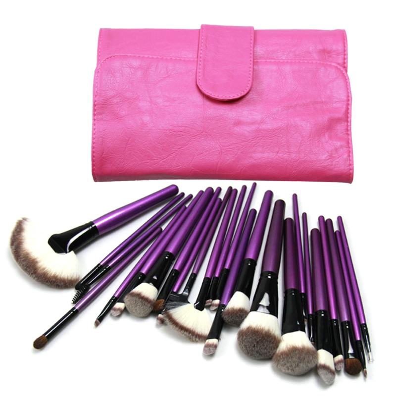 24pcs Eyeshadow Blush Makeup Brush Set Blusher Lip Eyeliner Foundation Eye shadow Brushes Pincel Maquiagem with Cosmetics Bag бударагина о в латинские надписи в петербурге latin inscriptions in saint petersburg изд 2 е испр и доп