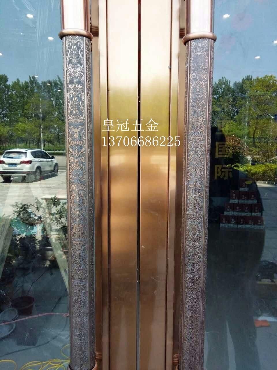 The modern antique wooden door handle door handle door handle heavy sliding door glass door handle for opening the door door