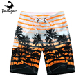 Palager Brand Men Beach Shorts Hawaii Stlye Homme Masculino 2017 Summer Style Quick Dry Male Casual Shorts