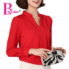 Women's blouses and Black Red White