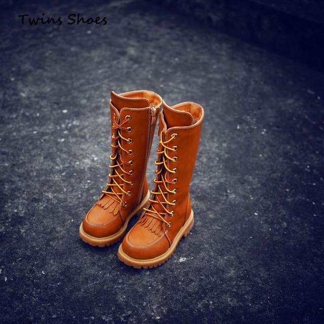 Aliexpress.com : Buy CCTWINS KIDS winter PU leather shoes girls