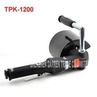 TPK 1200 Pneumatic Wire Drawing Machine Portable Air Brushed Drawing Grinder Metal Polisher Polishing Machine 2500r.p.m
