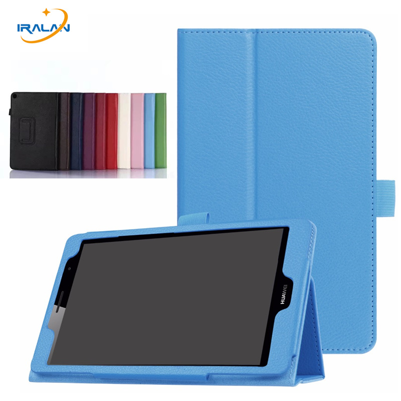 2018 New PU Leather Stand Case for Huawei MediaPad T3 8.0 KOB-L09/W09 Tablet Protective cover For Honor Play Pad 2 8.0inch case fashion case for huawei mediapad t3 8 0 kob w09 kob l09 tablet pc for huawei mediapad t3 case cover