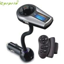 Confiable de Moda Kit Car MP3 Reproductor Inalámbrico Bluetooth FM Del Modulador Del Transmisor SD LCD USB Ap1