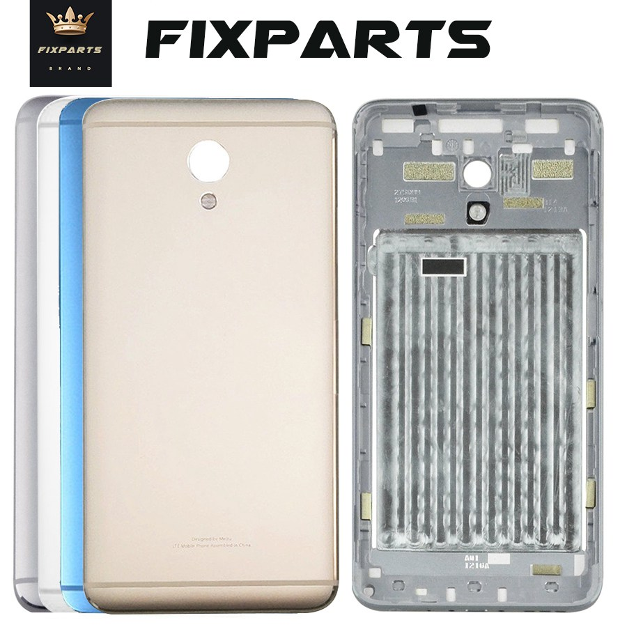 Meizu M5 Note Back Battery Housing Cover Rear Door Case For Original 5.5