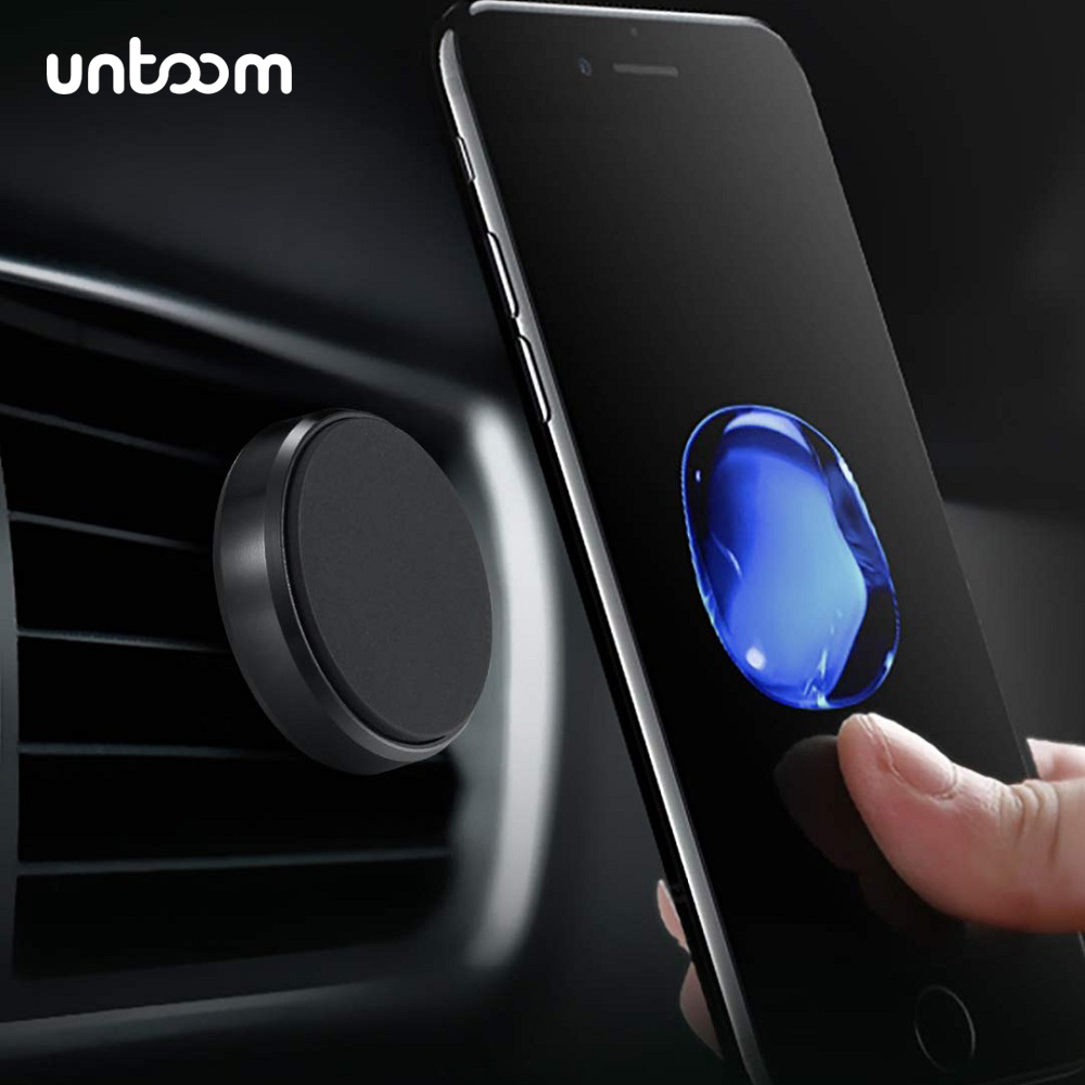 Magnetic Phone Holder In Car Air Vent Cellphone Holder Stand For IPhone X Xs Max 8 7 Samsung S9 S8 Xiaomi Magnet Car Phone Mount