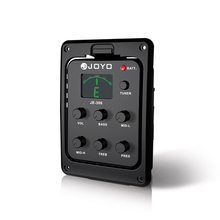 JOYO JE-306 5 Band EQ with Tuner/Tuning for Chromatic, Guitar, Bass, Free shipping