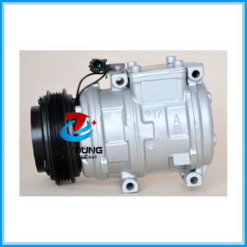 10PA17C car air conditioning compressor for KIA Carens II (FJ) 1.6, 1.8, 2.0 4 seasons 97845 98845
