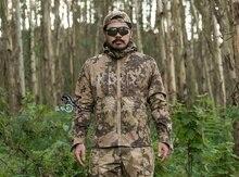 Military uniform multicam army combat shirt uniform tactical uniform camouflage hunting cloth ghillie suit camouflage cloth BDU