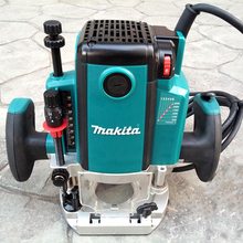 Makita Power Wooden milling  RP2301FC (machine carving) 2100W 9000 - Linear 22000rpm Woodworking Trimming and carving PowerTools