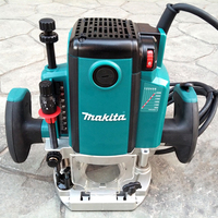 Makita Power Wooden milling RP2301FC (machine carving) 2100W 9000 Linear 22000rpm Woodworking Trimming and carving PowerTools