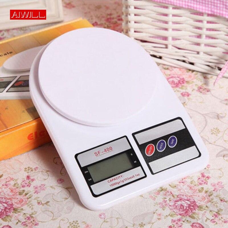 AIWILL SF400 high-präzision küche elektronische waage küche waagen haushalt lebensmittel elektronische waagen backen medizin waagen 10 kg