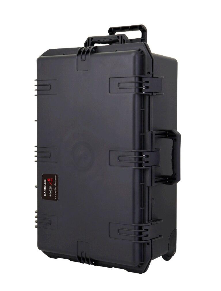 velká velikost 741 * 461 * 269mm vodotěsná plastová přepravní - Příslušenství pro ukládání nástrojů - Fotografie 5