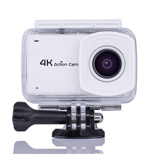 B1 WIFI 4K Action Camera 2.45 Inch LCD Touch Screen Novatek96660 Sport DV with Remote Control