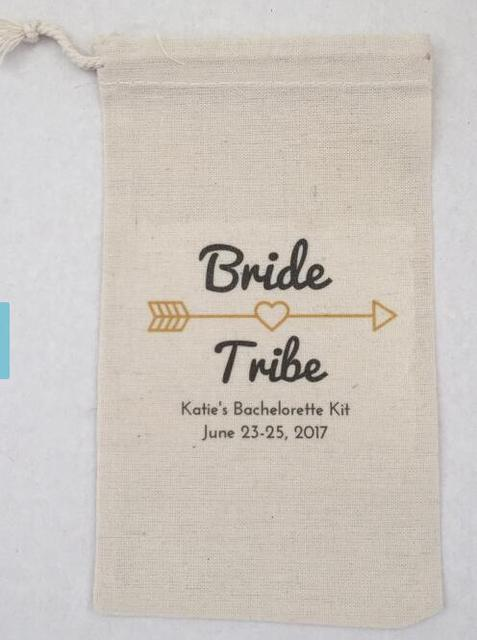 CUSTOM Bride Tribe Bachelorette Hangover bridal shower recovery ...