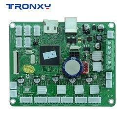 Tronxy impressora 3d x5s série mainboard cartão sd display lcd tela 110*90*28